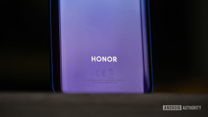 The Honor 20 Lite is part of the Honor 20 series.