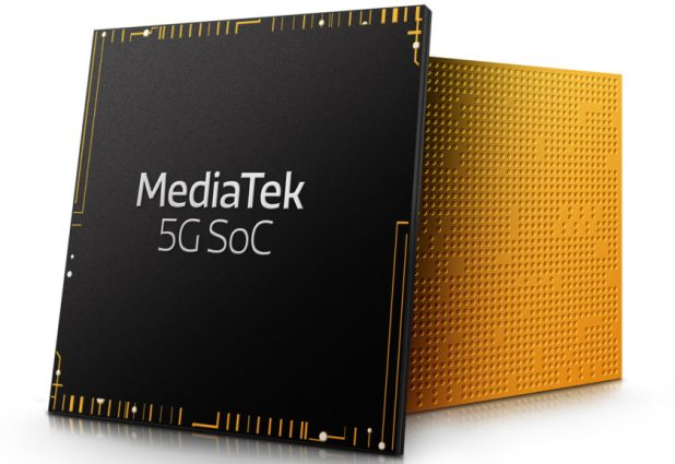 MediaTek Helio M70 5G SoC