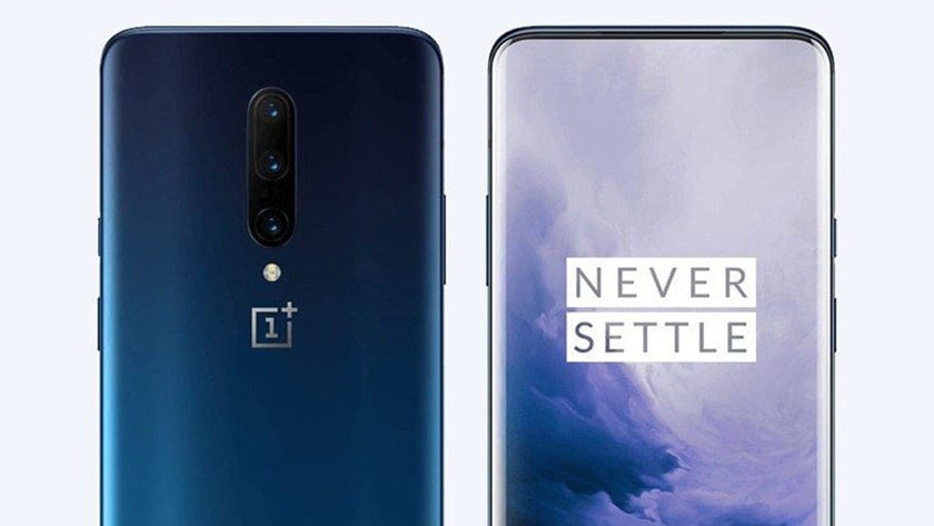Official looking render of the OnePlus 7 Pro.