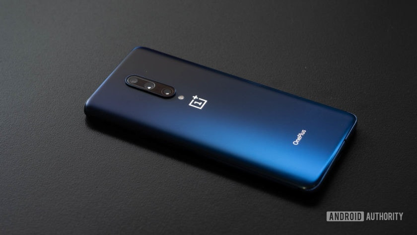 Sprint has announced that it will offer a OnePlus 5G telephone, presumably the OnePlus 7 Pro 5G.