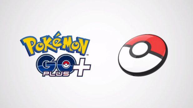 Image of the Pokemon Go Plus Plus device