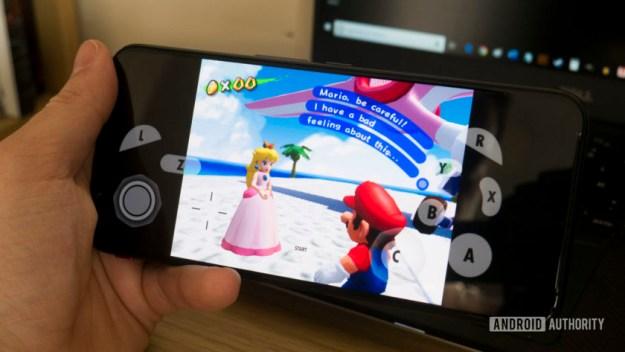 Gaming Emulation on Red Magic 3 definitely utilizes hardware acceleration