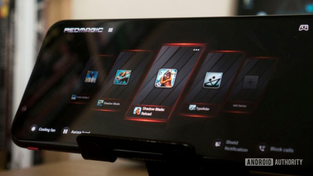 Red Magic 3 Games Launcher