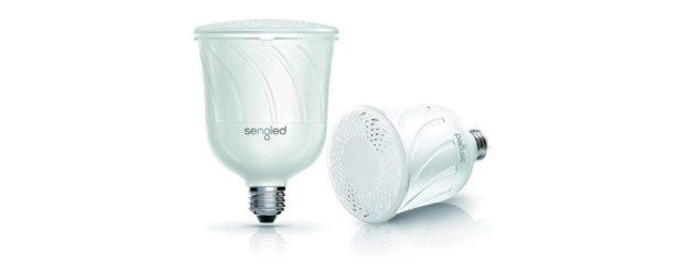 Sengled Pulse LED Smart Bulb with JBL Bluetooth Speaker
