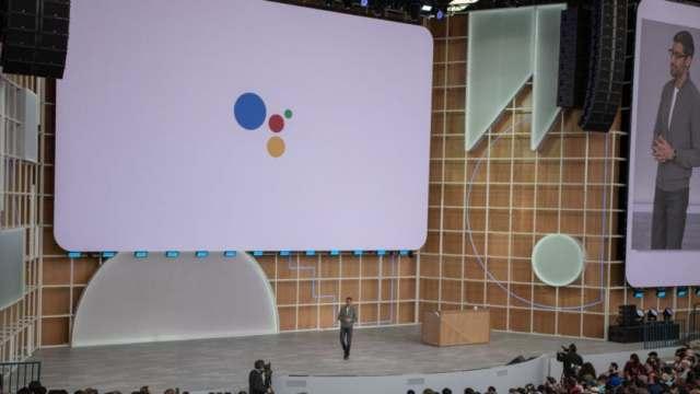 Google I/O 2019 Sundar Pichai Assistant