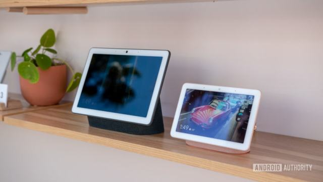 Google Nest Hub Comparison