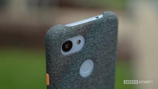 Google Pixel 3a Purple-ish Case Headphone Jack