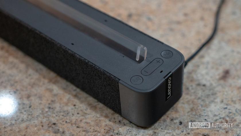 Lenovo Smart Tab P10 Dock Buttons
