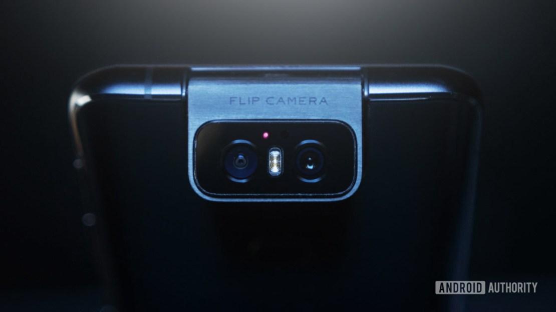 Asus Zenfone 6 flip camera product photo