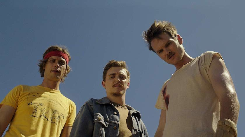 Band of Robbers - best indie movies on Netflix.