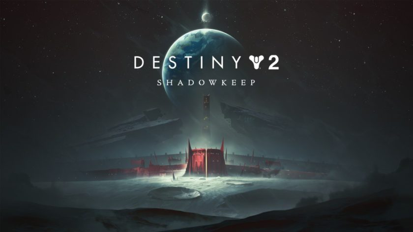 Image of Destiny 2's Shadowkeep expansion.