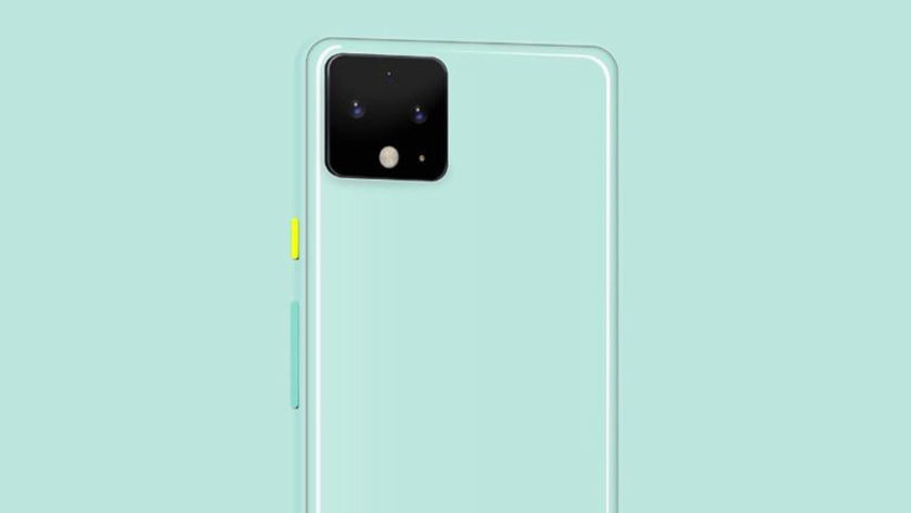 Assumed leaked views of the Google Pixel 4 XL colors.