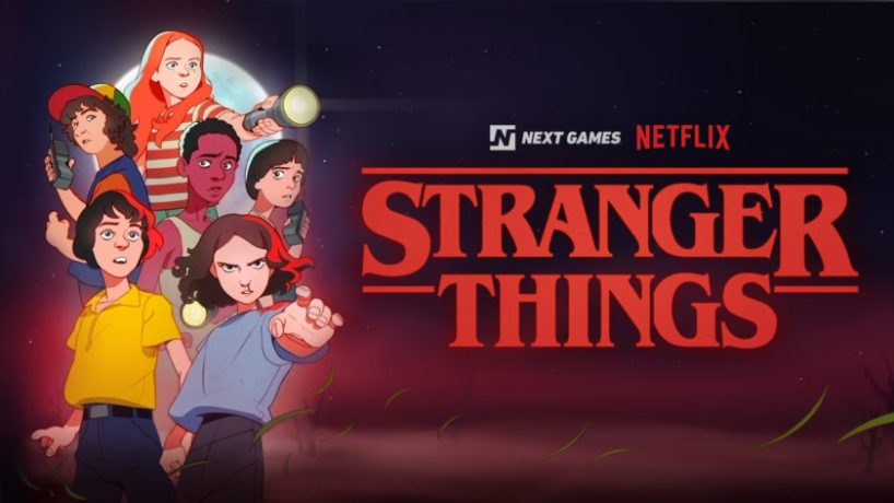 Stranger Things mobile RPG coming in 2020, Fortnite crossover in the