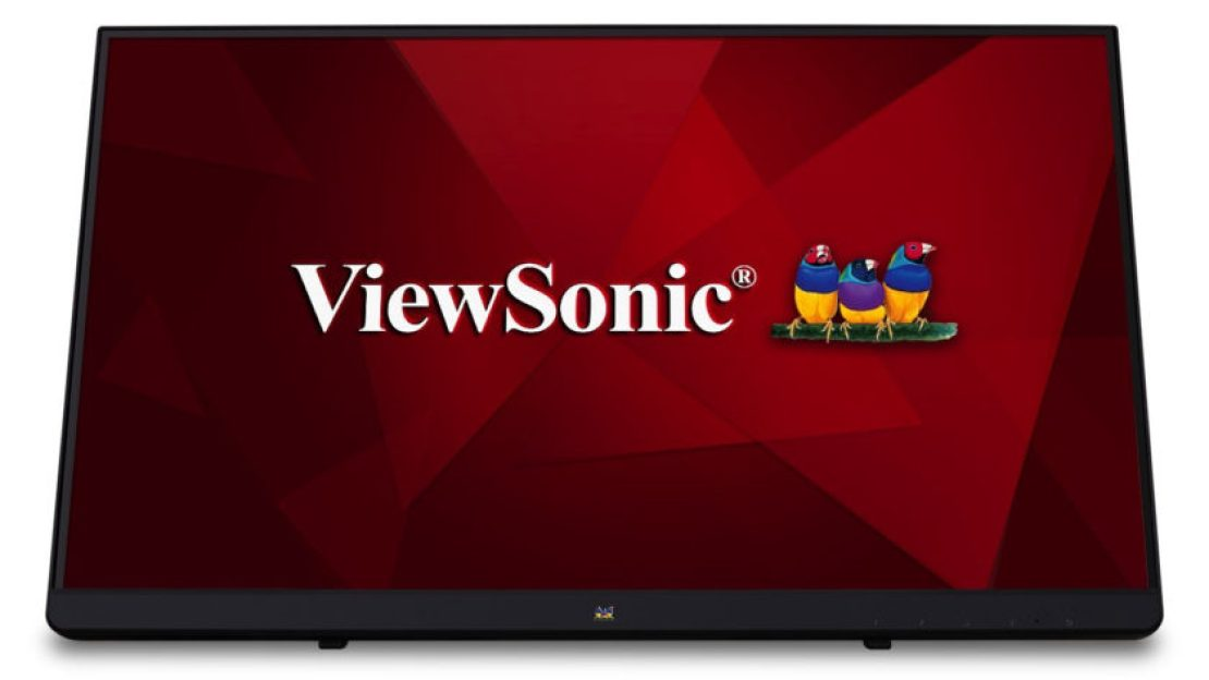 ViewSonic TD2230 portable monitor