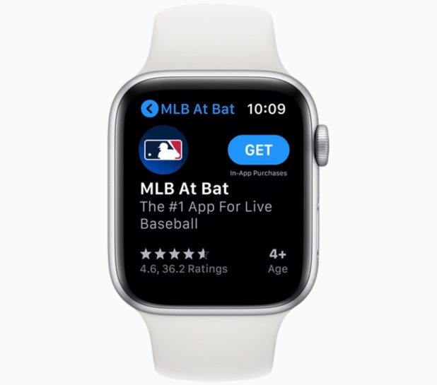 apple watchos6 app store mlb_060319