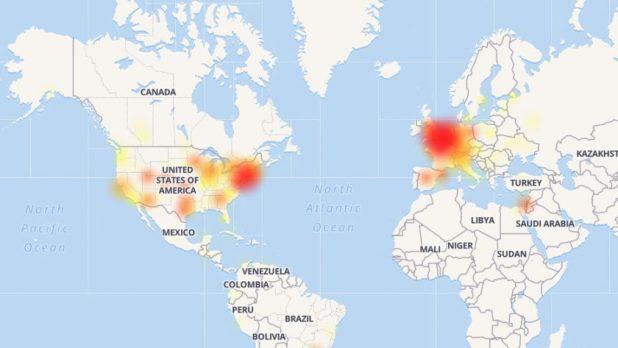Google Calendar Outage Down Detector