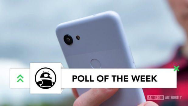 google pixel 3a poll