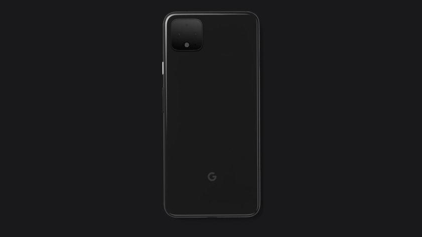 Google Pixel 4 XL Standing Render