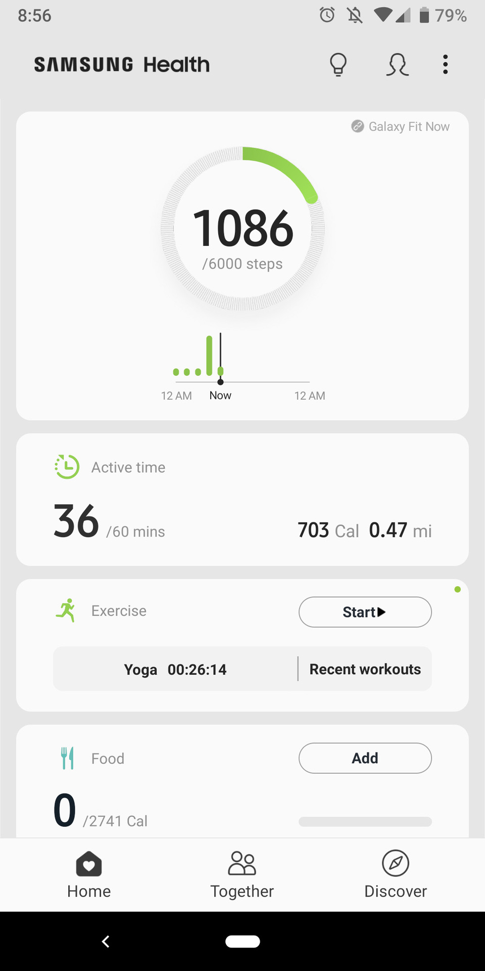 Samsung Galaxy Fit review: Is Samsung's cheap fitness ...