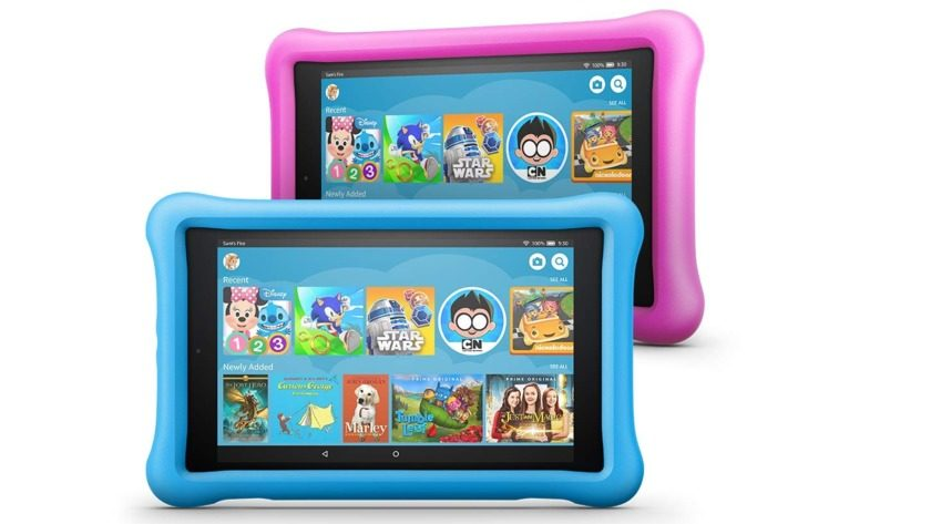 amazon fire hd 8 tablet for kids