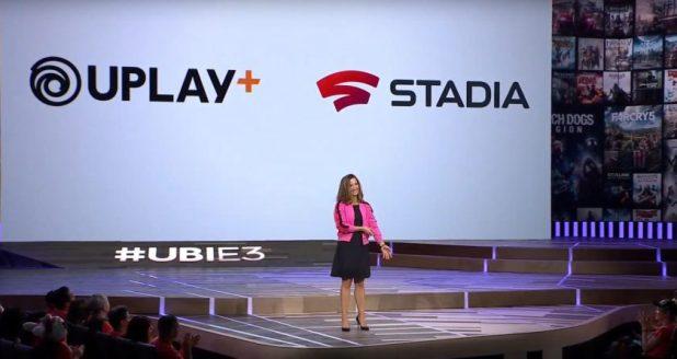 Uplay Plus Ubisoft Stadia