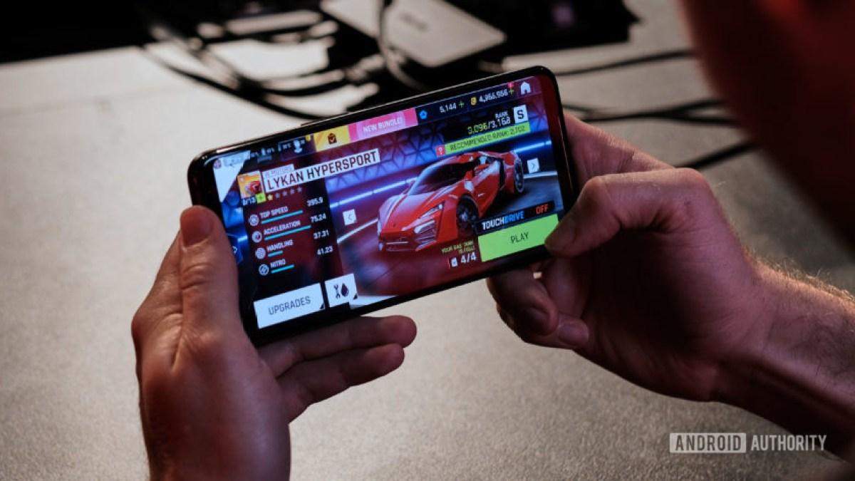 3D-графика Android GPU Inspector