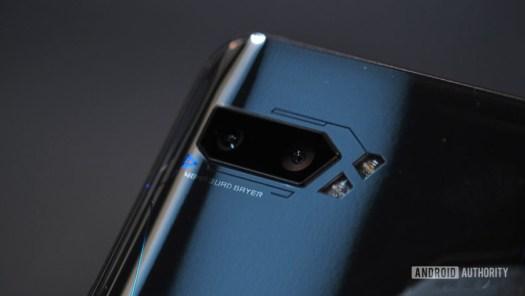Asus ROG Phone 2 camera macro