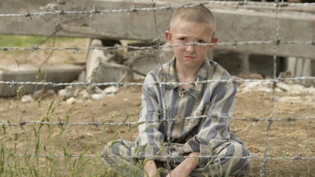 The boy in the striped pyjamas - saddest movies on netflix