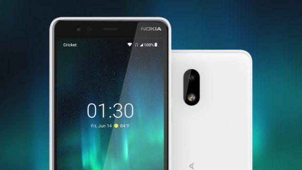 Nokia 3.1 C promotional photo from Nokia.