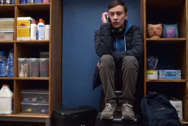Atypical still - teen shows on Netflix