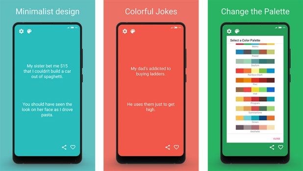 Dad Jokes is one of the best joke apps for android