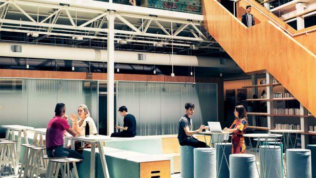 Google Design Headquarters Fast Company