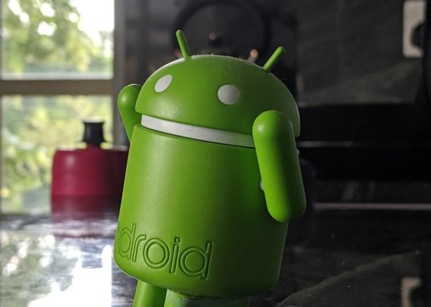 Google Pixel 3 - portrait off