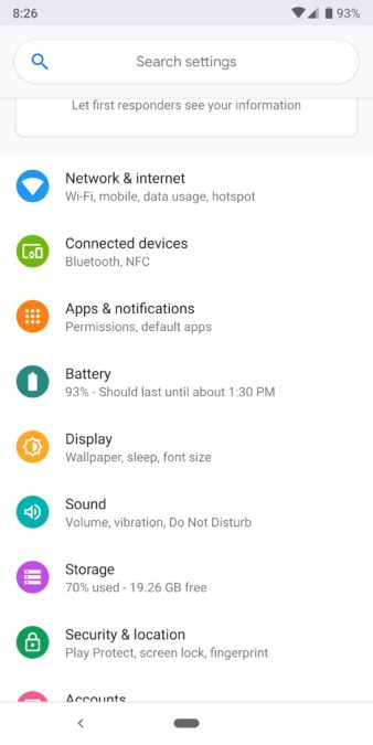 how to stop battery drain 1 battery settings