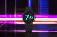 misfit vapor x smartwatch wear os black
