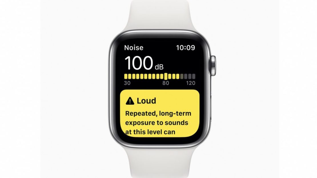 Apple watchOS Health Research app for hearing