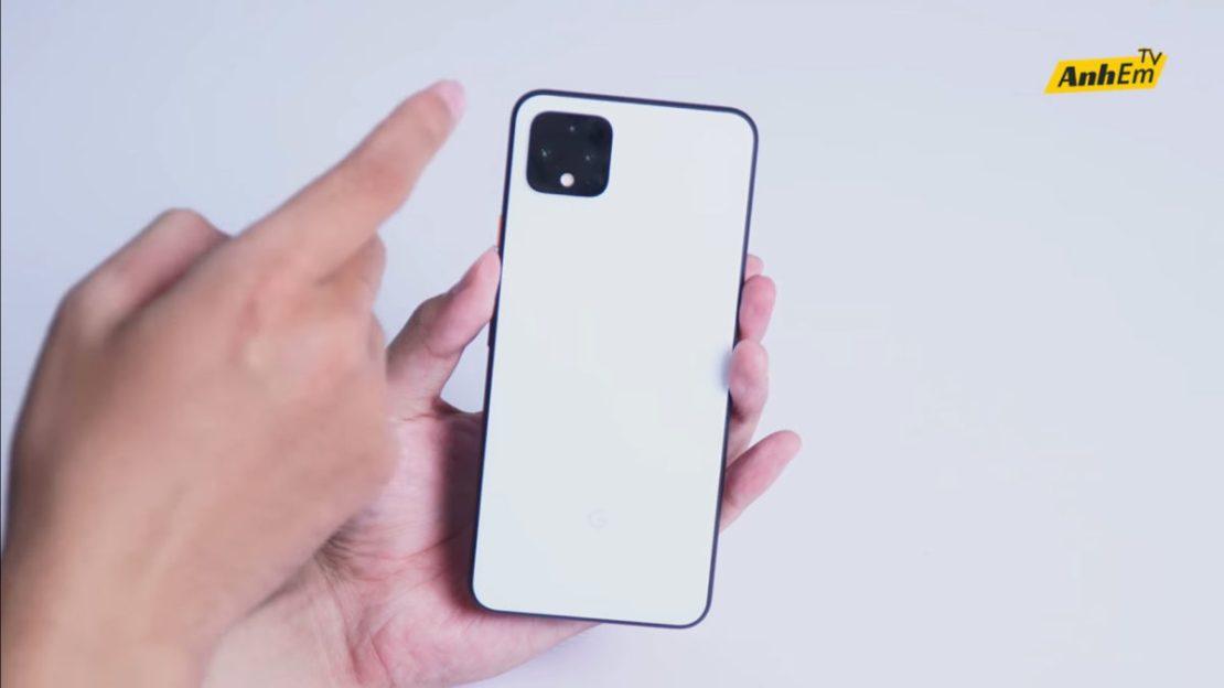Google Pixel 4 hands on video