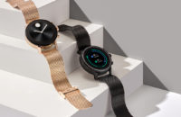 Official press render of the Movado Connect Wear OS smartwatch