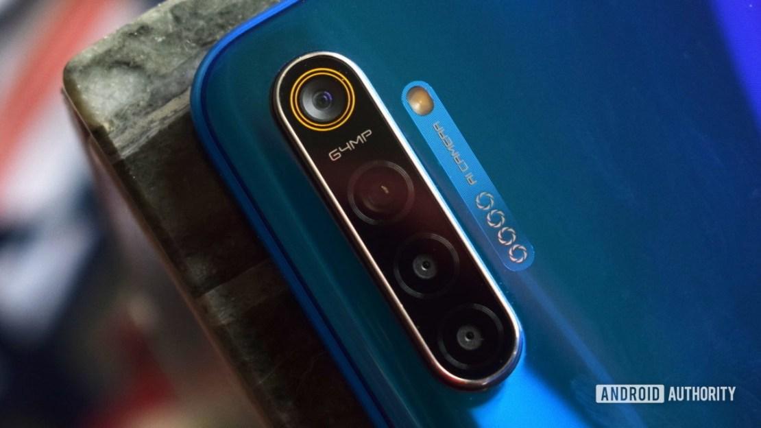 Realme XT 64MP camera