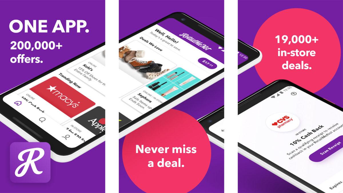 RetailMeNot screenshot 2020