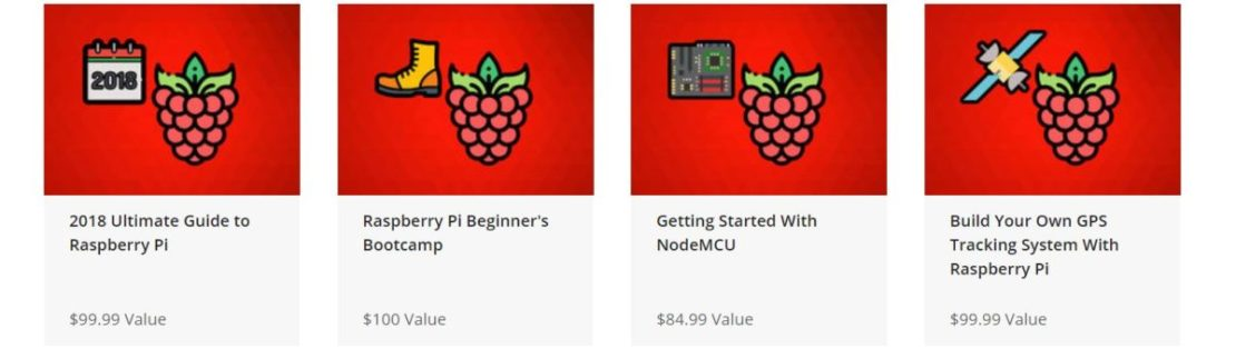 The Complete Raspberry Pi Hacker Bundle