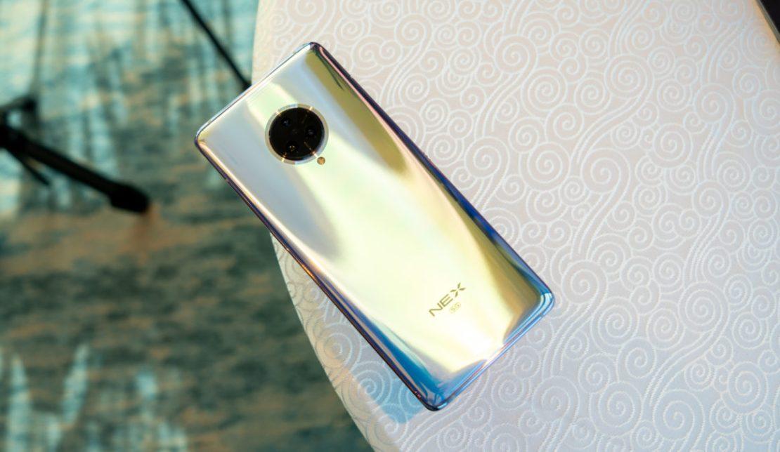Vivo NEX 3 5G back on table