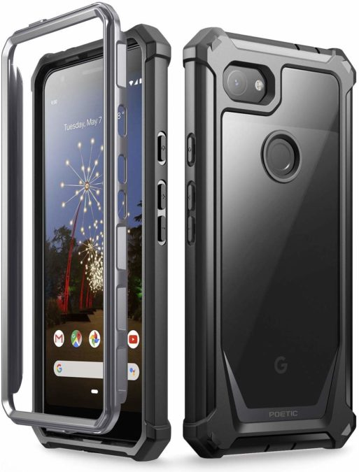 poetic guardian pixel 3a xl case