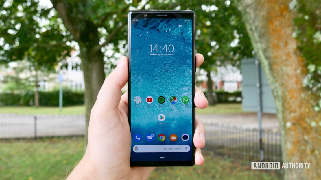 sony xperia 5 hands on
