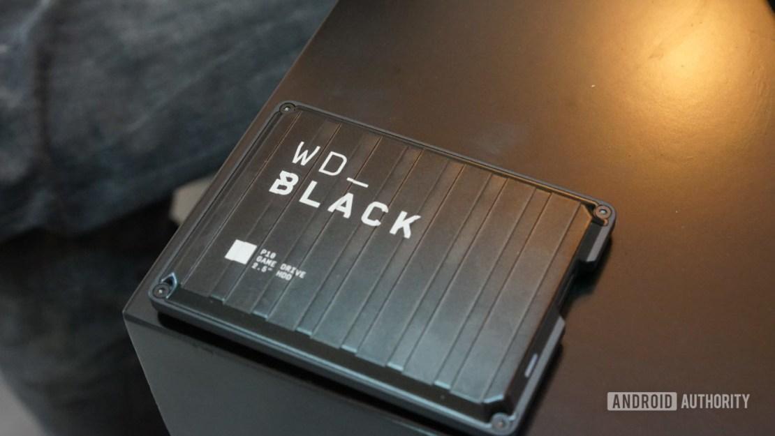 WD_Black HDD