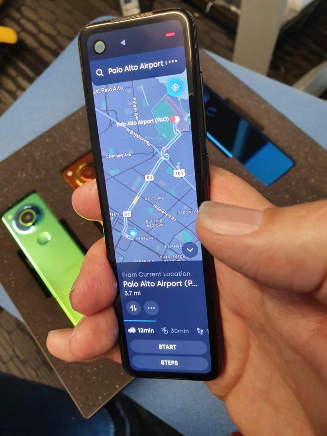 Nuevos mapas esenciales de la interfaz de usuario del teléfono