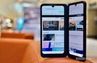 LG G8X ThinQ Review couch wide view