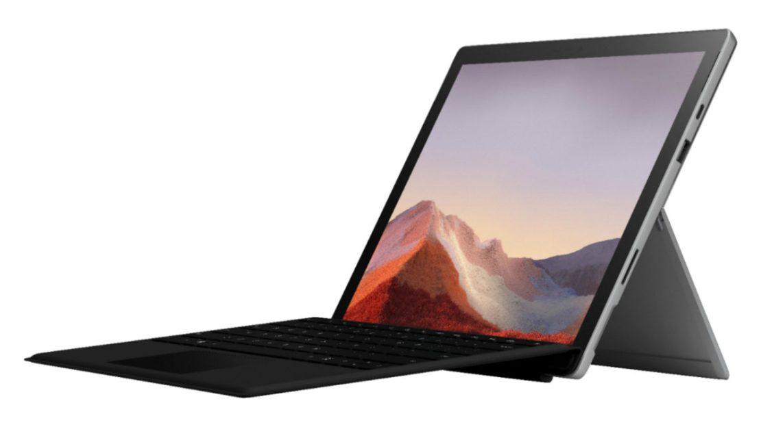 Microsoft Surface Pro 7 leak