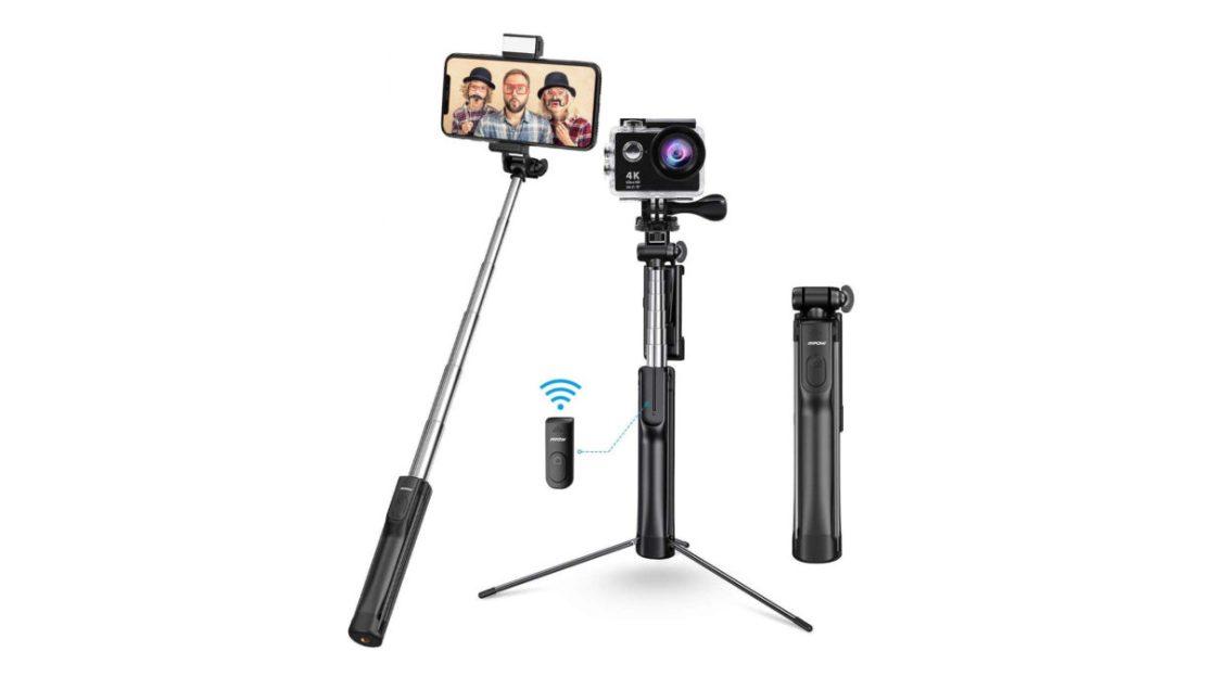 Mpow Selfie Stick Tripod and Stick