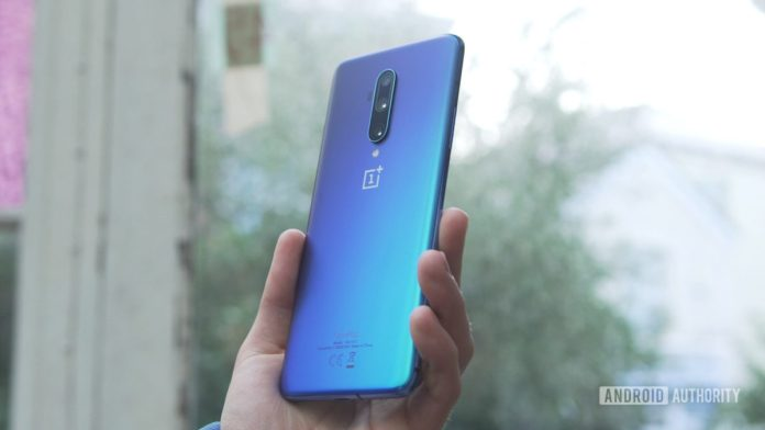 OnePlus 7T Pro color haze blue